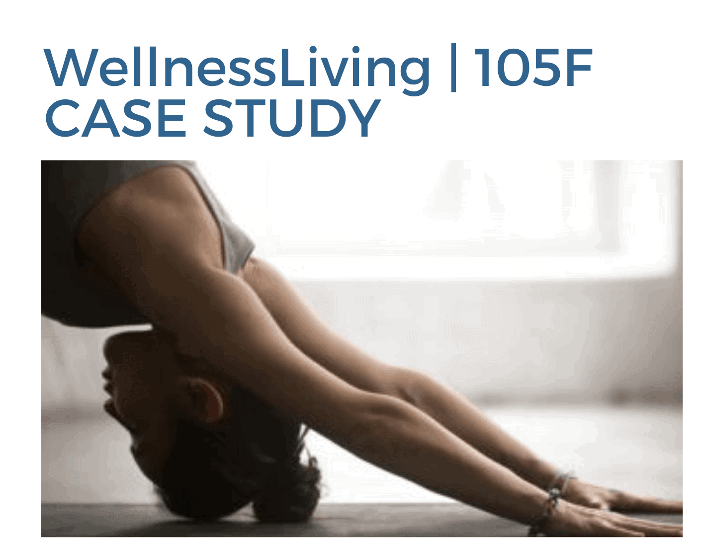 WellnessLiving I don't feel like a number