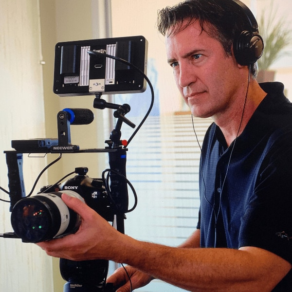 Jon Magnuson, President & Executive Producer of Mighty One Productions