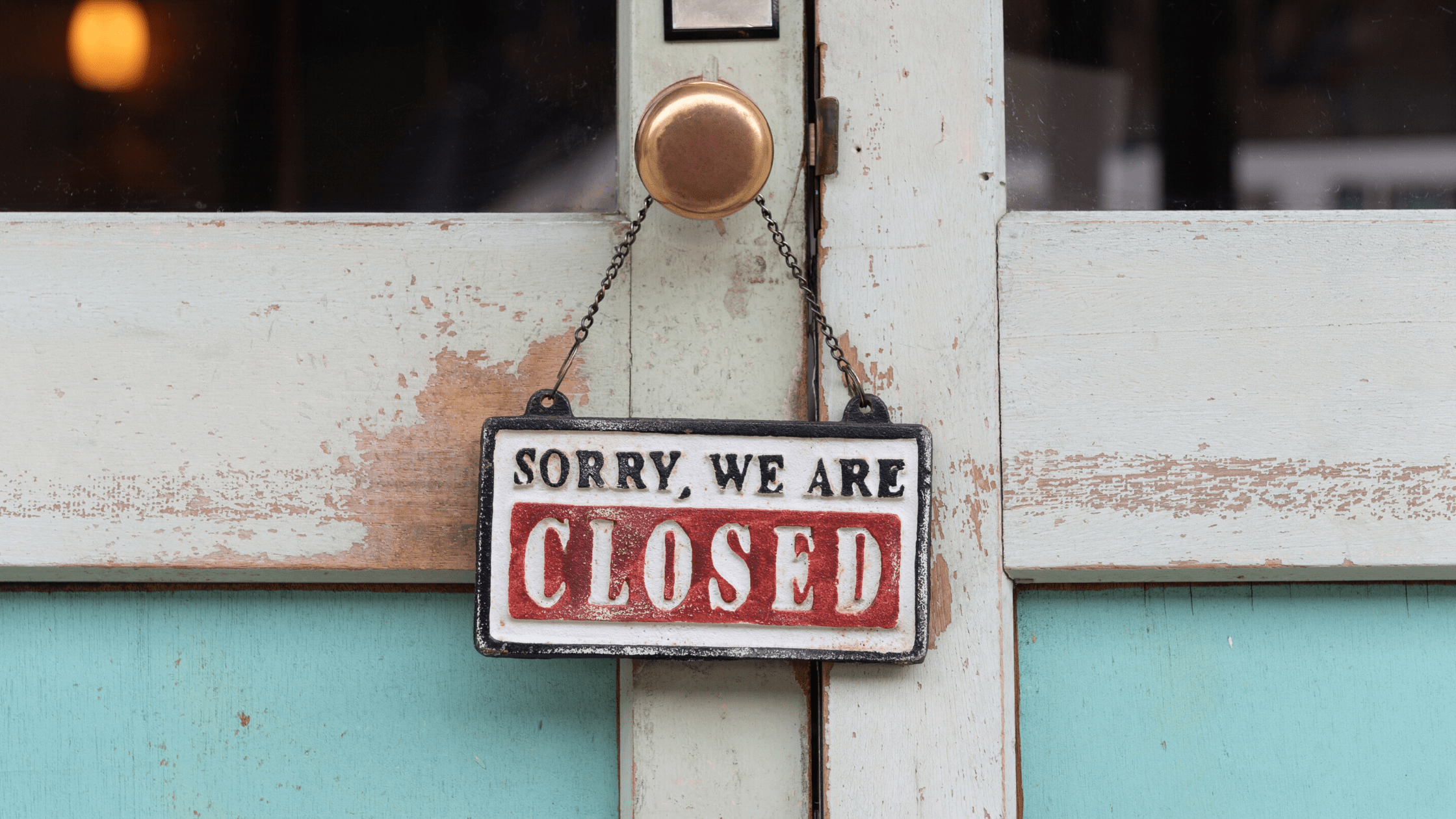 The graceful exit: How to shutter a business when the pandemic forces closure