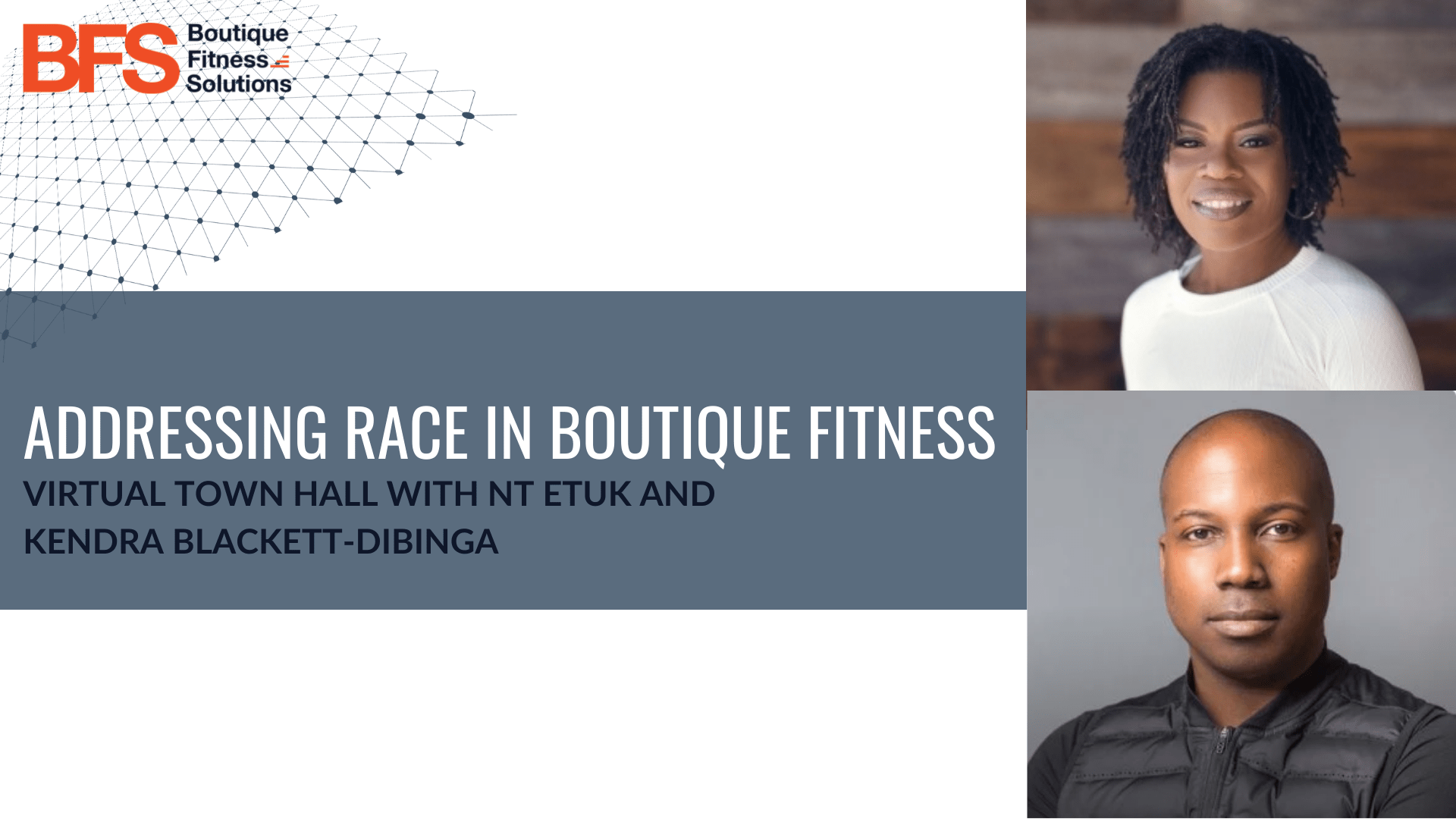 Addressing Race in Boutique Fitness
