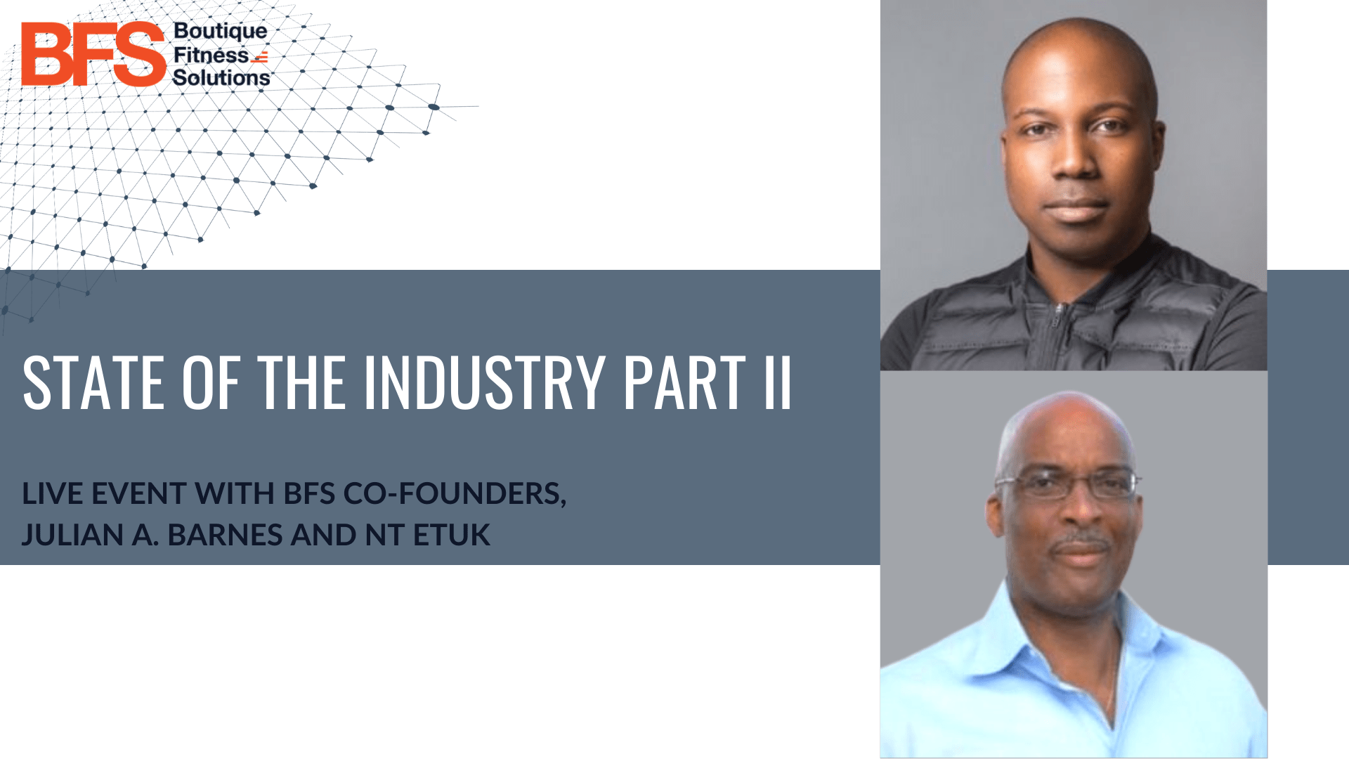 State of the Industry Part II