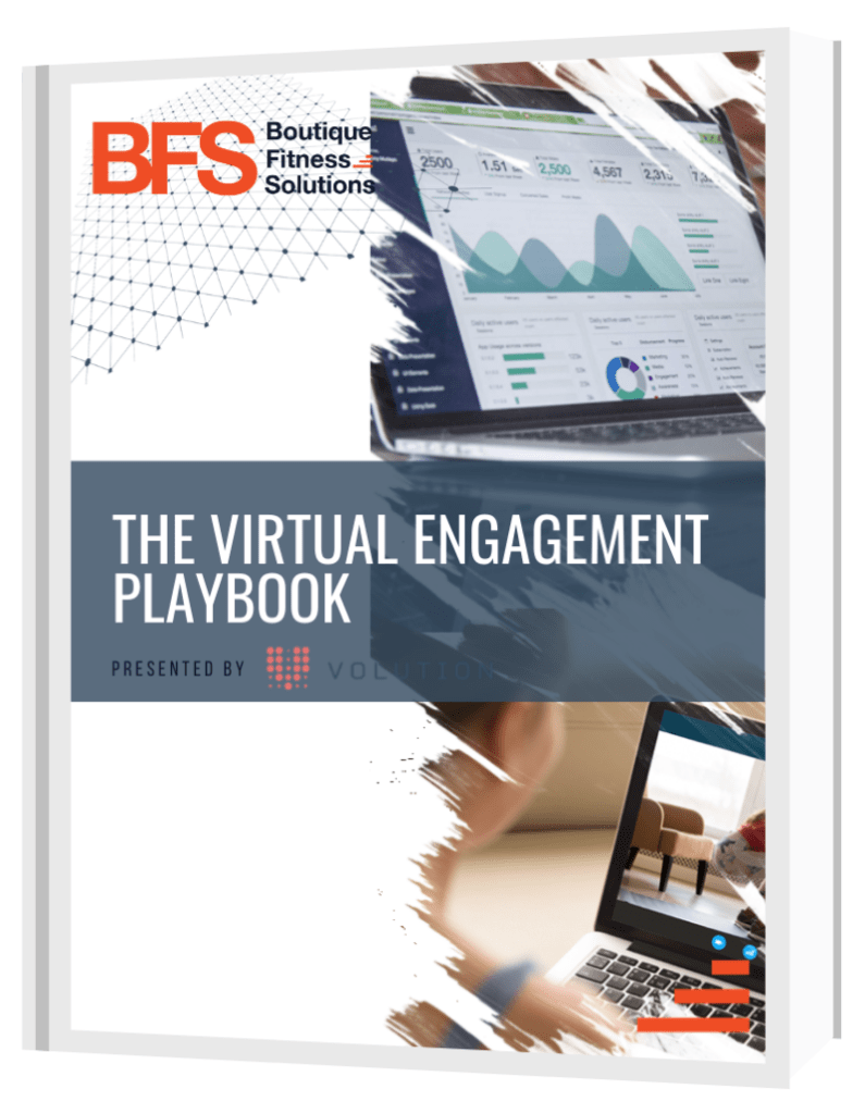 The virtual engagement playbook cover