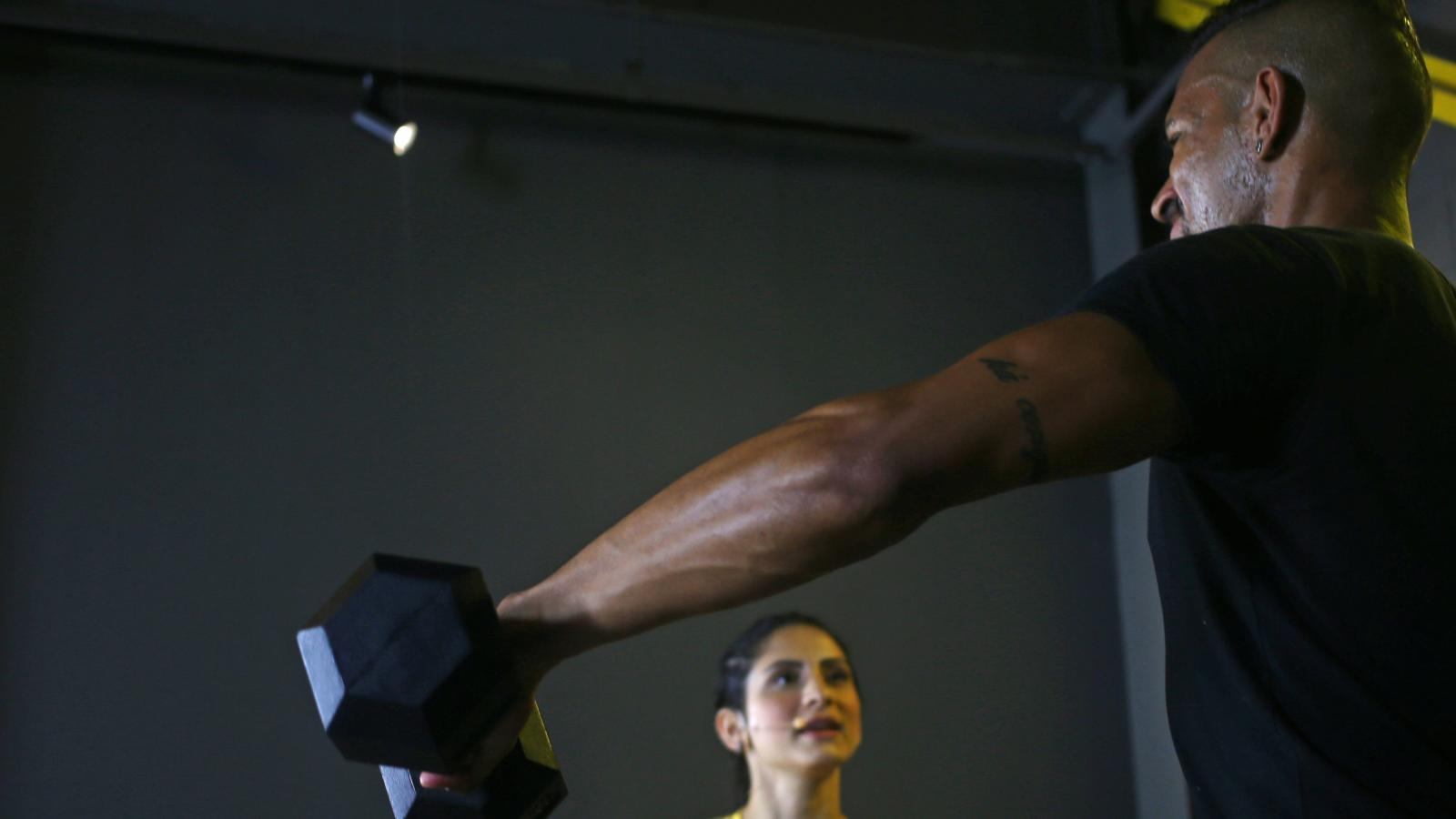 Why US Can't Stock Dumbbells Fast Enough