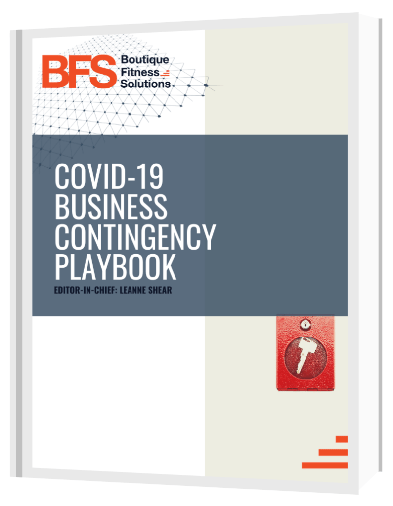 BFS COVID-19 BUSINESS CONTINGENCY PLAYBOOK cover