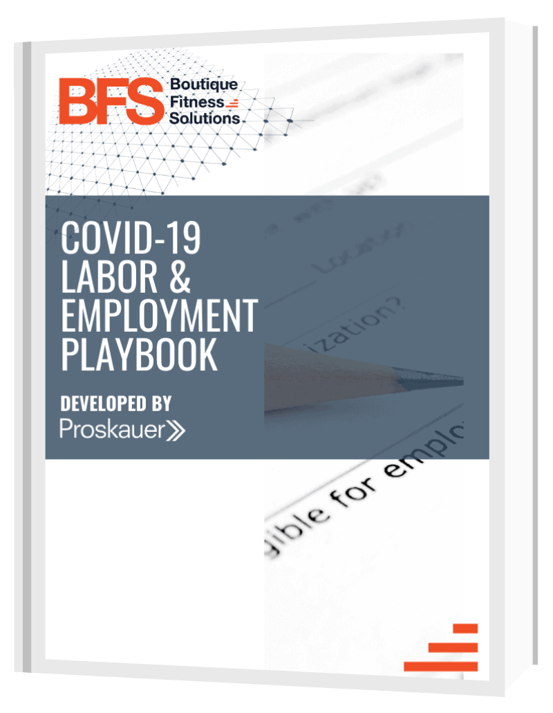labor & employment playbook cover